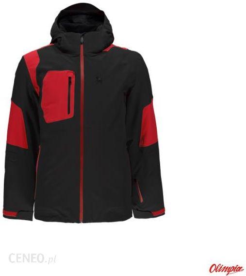Kurtka narciarska Spyder 173262 Cordin M Czerwony