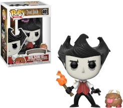 Don't Starve Wilson with Chester Pop! Vinyl Figure