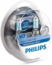 Philips H7 WhiteVision Ultra 4200K