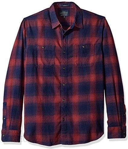 Amazon Lucky Brand męska koszula Mason Workwear Button Up  m0Xjn