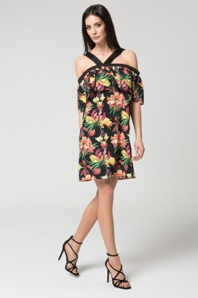 b91f2abf37 Mosali Mosali - Zwiewna Sukienka na Lato M031 wiele kolorów
