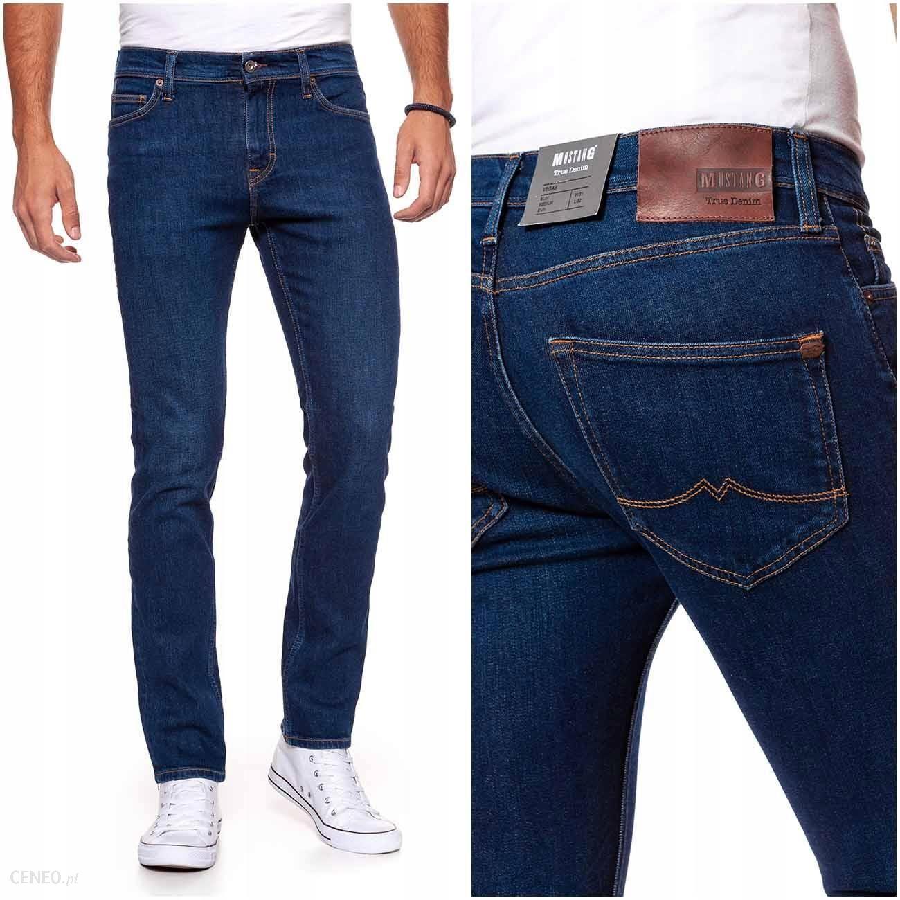 ee66511b6a86ab Mustang Vegas Super Dark Spodnie Jeansowe W36 L30 - Ceny i opinie ...