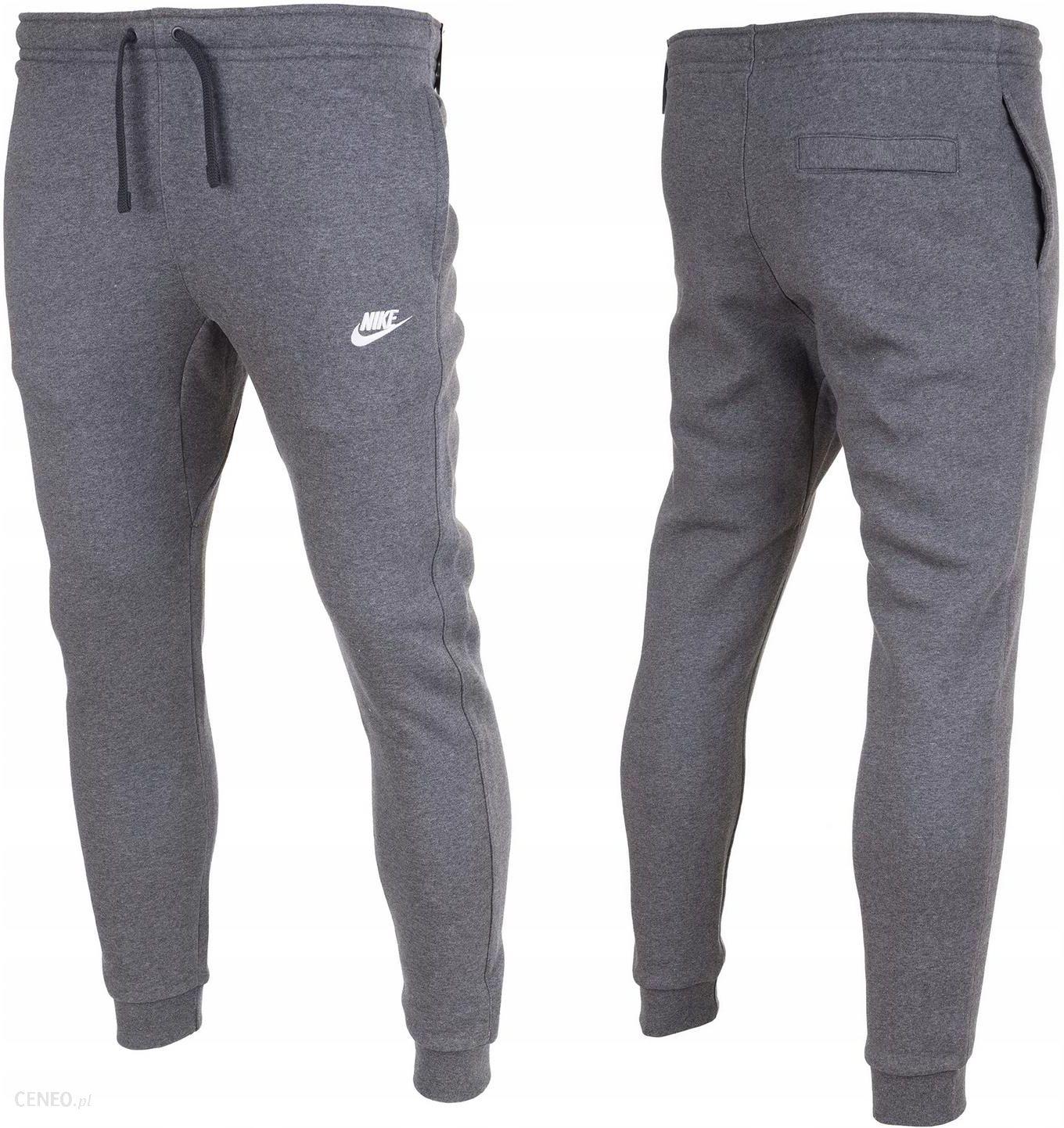 Nike spodnie dresowe dresy bawełniane męskie roz S Ceny i opinie Ceneo.pl