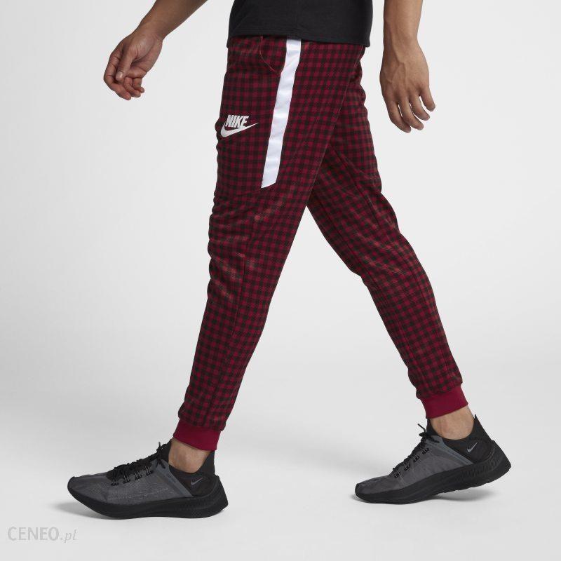 buty adidas męskie czerwone joogery