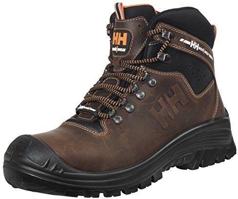 najlepsza strona internetowa ekskluzywne oferty sekcja specjalna Amazon Helly Hansen Workwear Helly Hansen obuwie ochronne S3 VIKA MID 78254  obuwie, brązowa skóra, 40, brązowy - Ceneo.pl