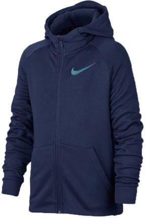 bluza nike hoodie flc tm club 19 junior aj1544 allegro