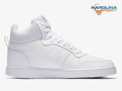 BUTY męskie NIKE COURT BOROUGH MID (838938 111) Biały 46 Nike Ceny i opinie Ceneo.pl