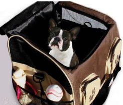 4833dfb21c580 AliExpress Pies Torba Cat Dog Carrier Ramię Torebki Kitten Puppy Podróży  Torba do Przenoszenia Pies Fotelik