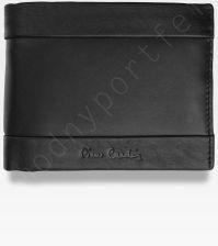 72f1ff35d0f5b Modny Portfel Męski Pierre Cardin Oryginalny Skórzany Tilak25 8806 Czarny  RFID