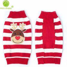 95296a81514bed AliExpress Moda Zima Pies Ubrania Sweter Boże Narodzenie Zwierzęcia  Domowego Psa Ubrania dla Małych Psów Santa