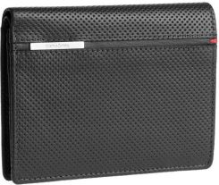 53c526ce8954d SAMSONITE Portfel męski z ochroną RFID Perforated Plus - czarny
