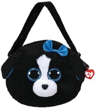 189bcd0839a86 Podobne produkty do Młodzieżowa listonoszka torebka damska print kotki -  czarny
