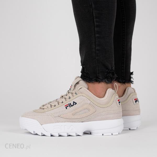 Buty damskie sneakersy Fila Disruptor Low 1010436 30H