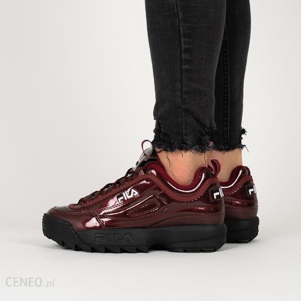Buty damskie sneakersy Fila Disruptor Low 1010441 40K CZERWONY Ceny i opinie Ceneo.pl