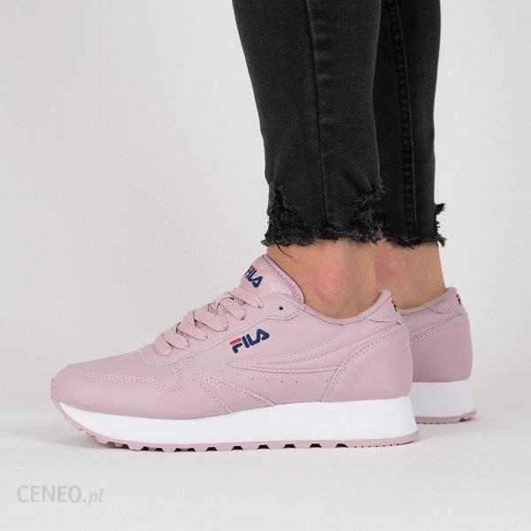 Buty damskie sneakersy Fila Orbit Zeppa 1010311 70Y RÓŻOWY Ceny i opinie Ceneo.pl
