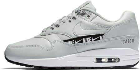 online store 2b578 8c790 Buty damskie Nike Air Max 1 SE Logo - Srebrny ...