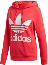 7732f6f529c7a Bluza damska Trefoil Adidas Originals (core pink) - Ceny i opinie ...