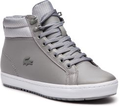 7135893c Sneakersy LACOSTE - Straightset Insulatec 3181 Caw 7-36CAW0044H92 Gry/Lt  Gry eobuwie