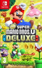 New Super Mario Bros U Deluxe (Gra NS)