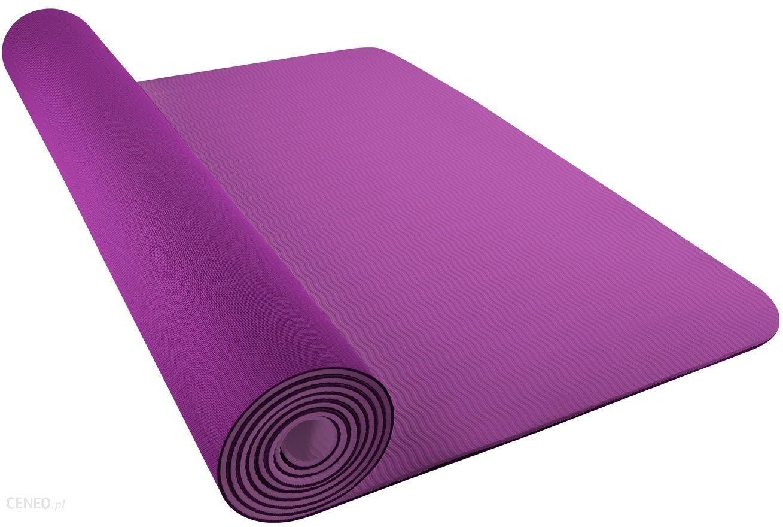 finest selection 617d6 0230b Nike Mata Do Yogi Fundamental Mat 3Mm Fioletowa - zdjęcie 1