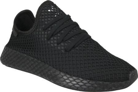 new concept 0486a 44671 6f7474c2649e Buty Adidas Jeans B42228 Czarne Skórzane R. 45 1 3 - Ceny i  opinie ...