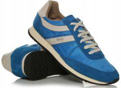 d57615061720f Buty męskie Hugo Boss Adrey Bright Blue r.43 D Allegro