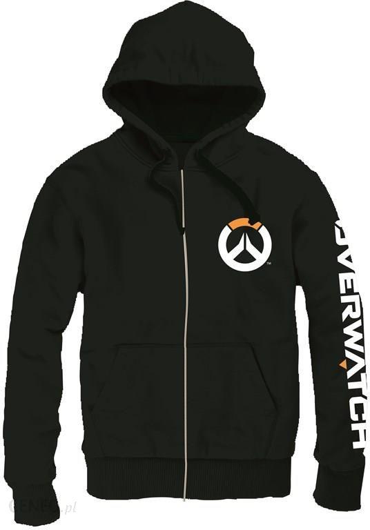bluza z kapturem hoodie overwatch z maską