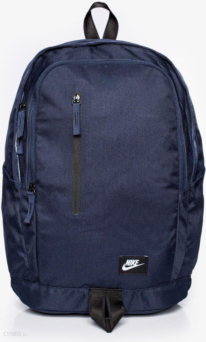 da648c0f3d350 Plecak Nike Plecak Soleday Blue 291017 - Ceny i opinie - Ceneo.pl