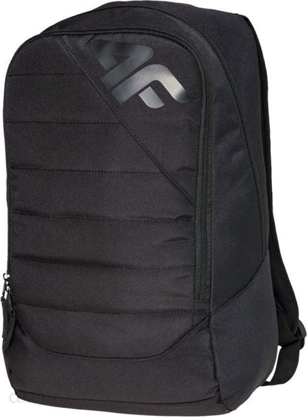 e60eda60e8725 Plecak 4F Plecak Sportowy H4Z18 Pcu003 20 Czarny H4Z18Pcu00321S - zdjęcie 1