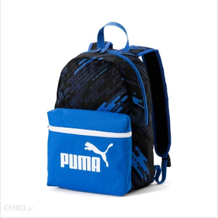 1c544ab6c1cb4 Plecak Puma Mały Plecak Niebieski 6335172 - Ceny i opinie - Ceneo.pl