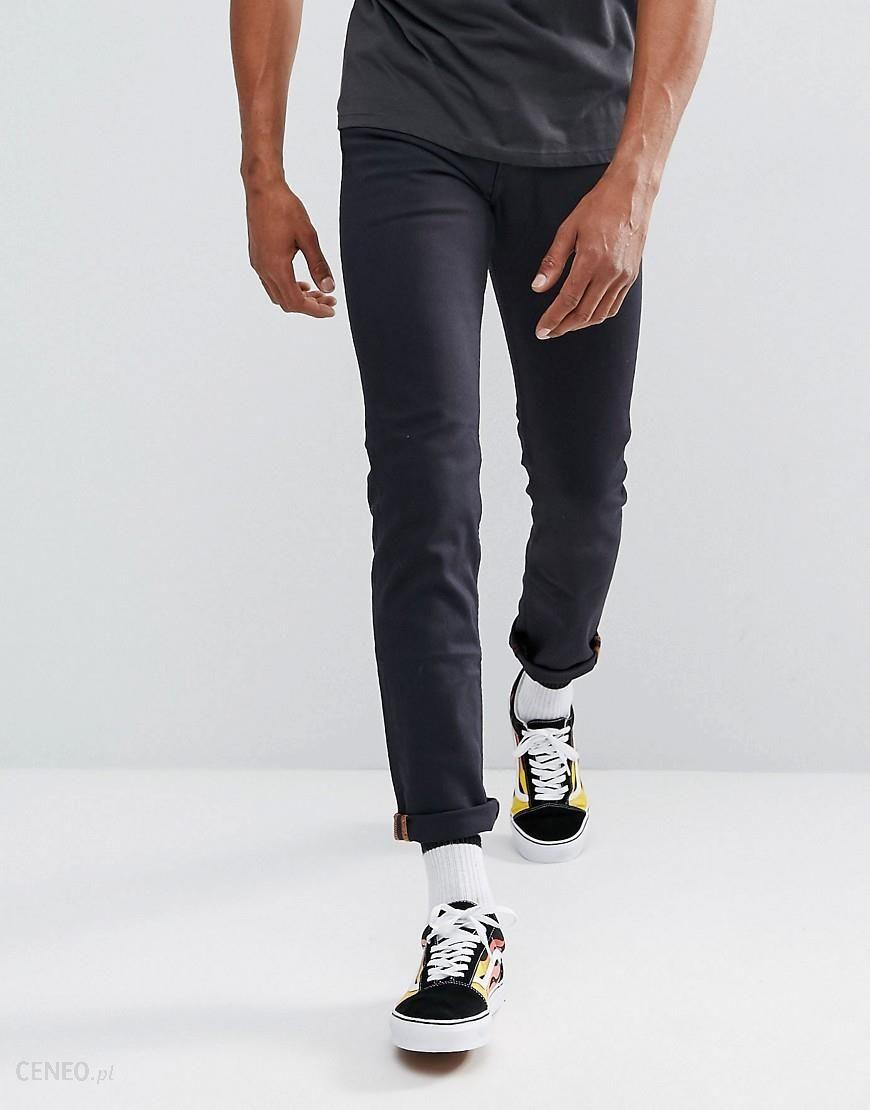 Levis Skateboarding 511 Slim 5 Pocket Jeans In Caviar Bull Denim Black Ceneo.pl