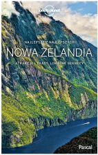 NOWA ZELANDIA LONELY PLANET