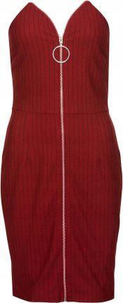 91e2827848 Jeansowa Sukienka VERRONA Hiszpanka - jeans - Ceny i opinie - Ceneo.pl