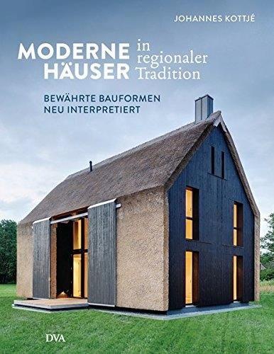 Literatura Obcojęzyczna Johannes Kottj   Moderne Huser In Regionaler Tradi    Zdjęcie 1