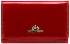 b103006dd6a69 Portfel portmonetka damska Wittchen Verona 25-1-081 - czerwony