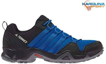 Buty trekkingowe Adidas Terrex Ax2 R Ac8033 Turystyczne Niebieski Ceny i opinie Ceneo.pl