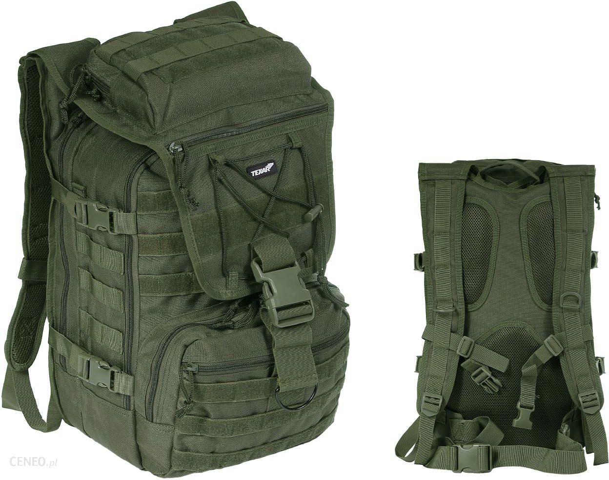 19aeee6018984 Texar Traper Wojskowy Plecak Taktyczny 35 Olive - Ceny i opinie ...