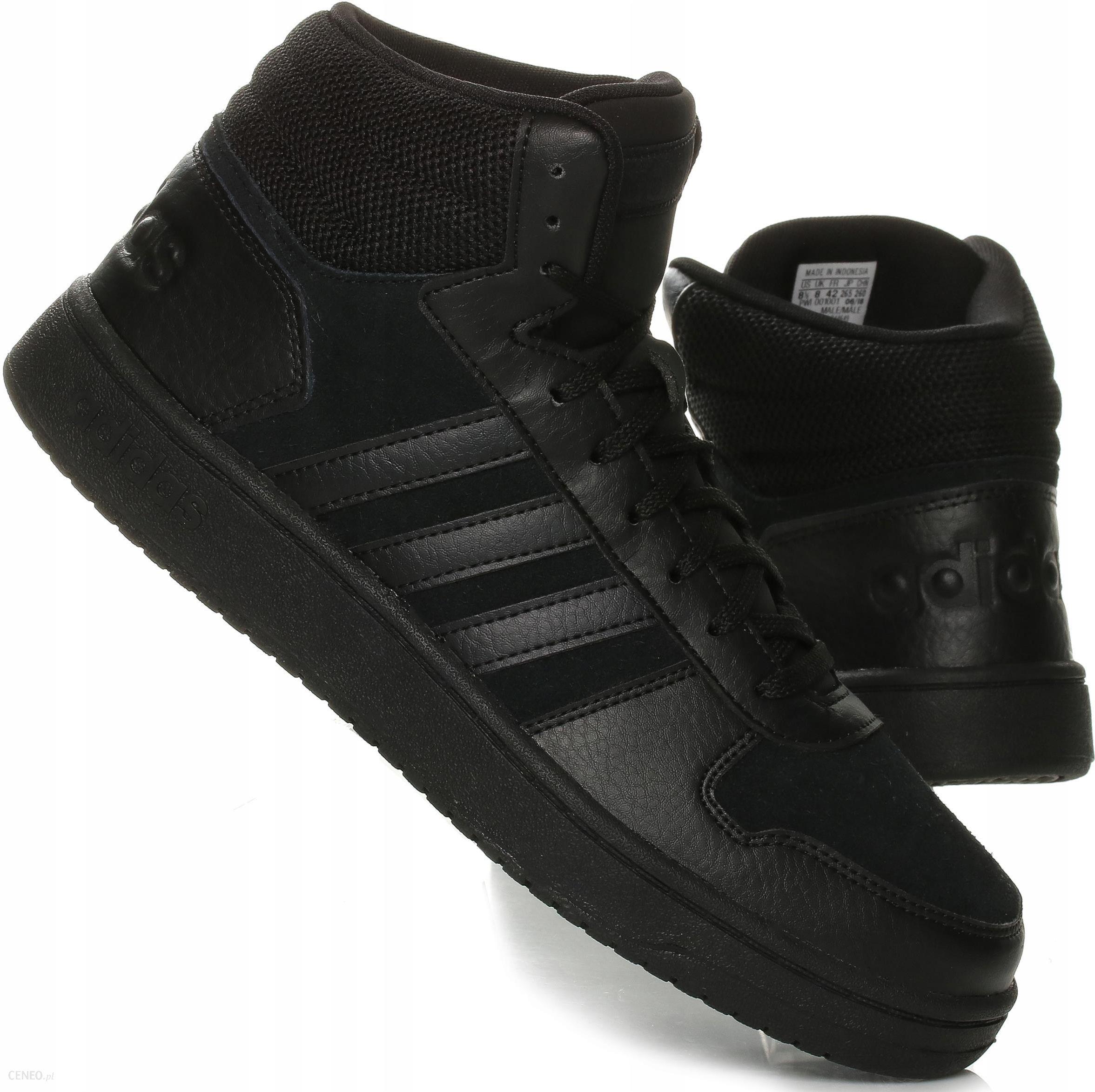 Buty męskie Adidas Hoops 2.0 MID B44649 Ceny i opinie Ceneo.pl
