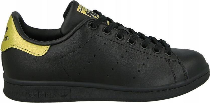 Adidas Buty dziecięce Stan Smith czarne r. 38 (BB0 Ceny i opinie Ceneo.pl