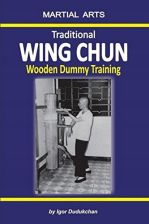 Traditional Wing Chun - Wooden dummy training Igor