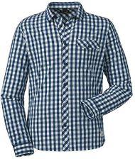 Amazon SCHÖFFEL męski T shirt miesbach1 koszula, niebieski