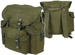 2596322eee418 Plecak Wojskowy Piechoty Kostka 25 L Oliv E