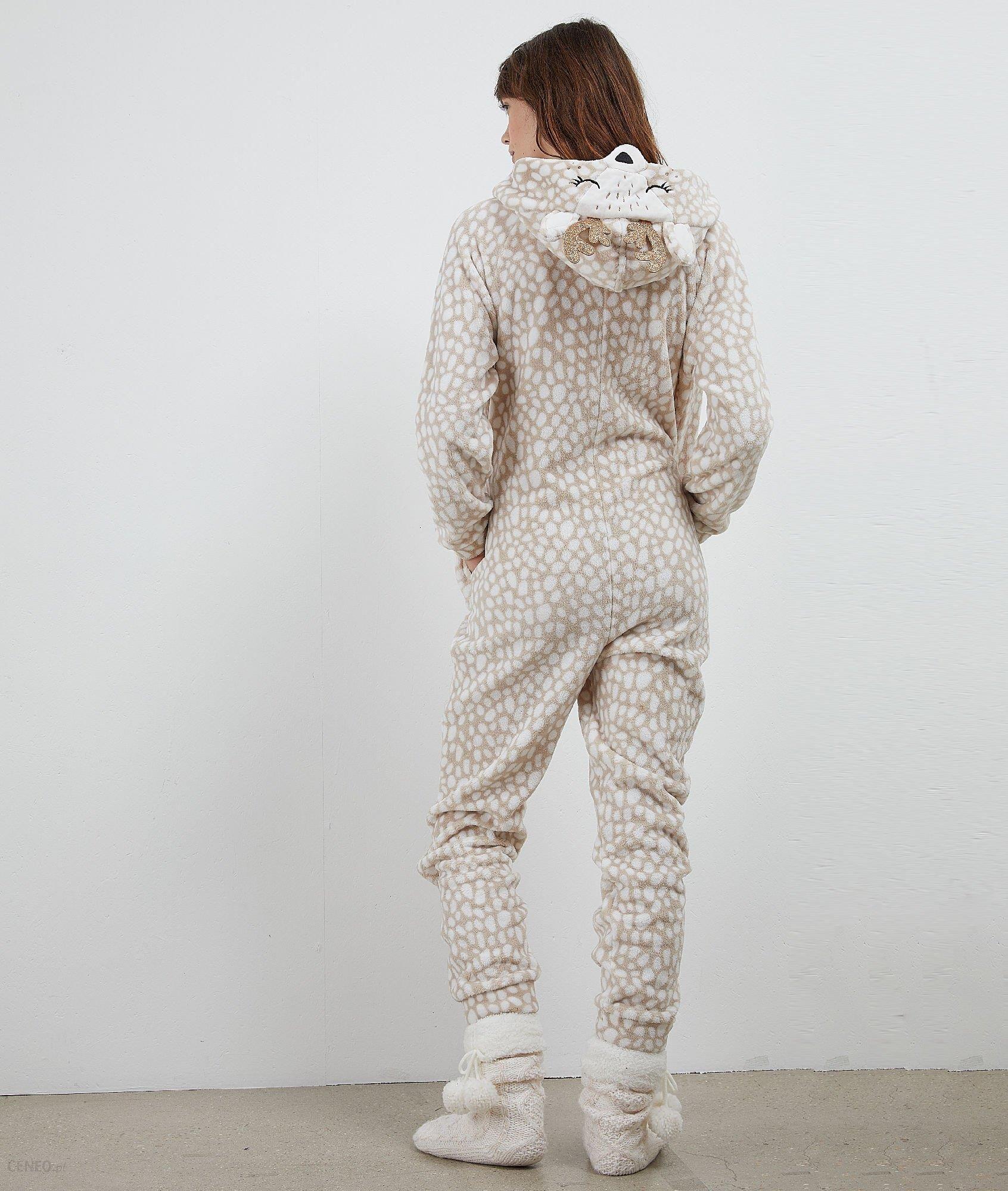 meilleur service 93fc5 c5117 Etam Combinaison pyjama girafe - MIGNONE - Ceny i opinie - Ceneo.pl