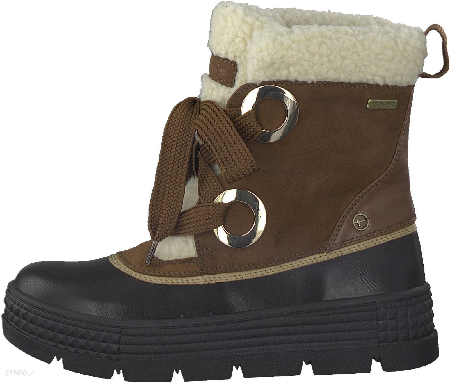 buty zimowe damskie 39