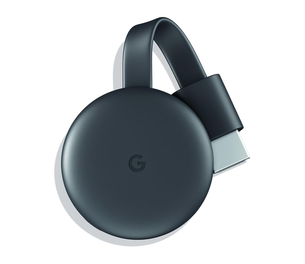 Google Chromecast 3.0 Czarny