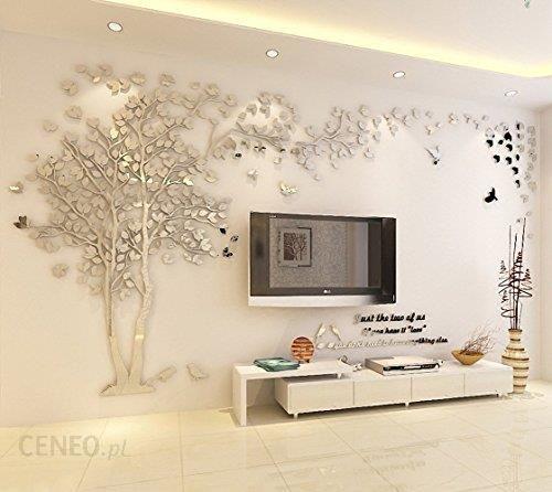 Amazon Ogromny Drzewo Para Tatuaże ścienne Naklejki Na ścianę 3d