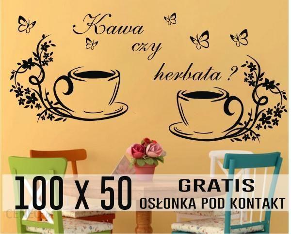 Naklejki Na Sciane Do Kuchni Kuchenne Kawa 50 Cmx100 Cm Opinie I Atrakcyjne Ceny Na Ceneo Pl