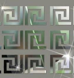 Naklejki Lustrzane Na ściane Sufit Labirynt Opinie I Atrakcyjne Ceny Na Ceneopl