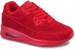 ab2448eb7704 Czerwone trampki Sneakers Adidasy Sport 55120-2 40 Allegro