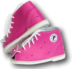 693ddf50 PROFILEK buty profilaktyczno-korekcyjne sznurowane kolor różowy